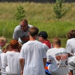Bears Youth Camp Director Al Rood