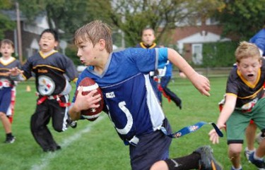 The Rise of Flag Football