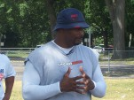 Mickey Pruitt to Direct Chicago Bears Youth Football Camps