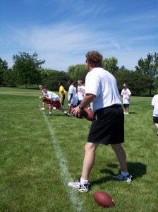 Youth Football Camps of Chicago Bears; Safe-Non-Contact Instruction for kids ages 6-14 Naperville