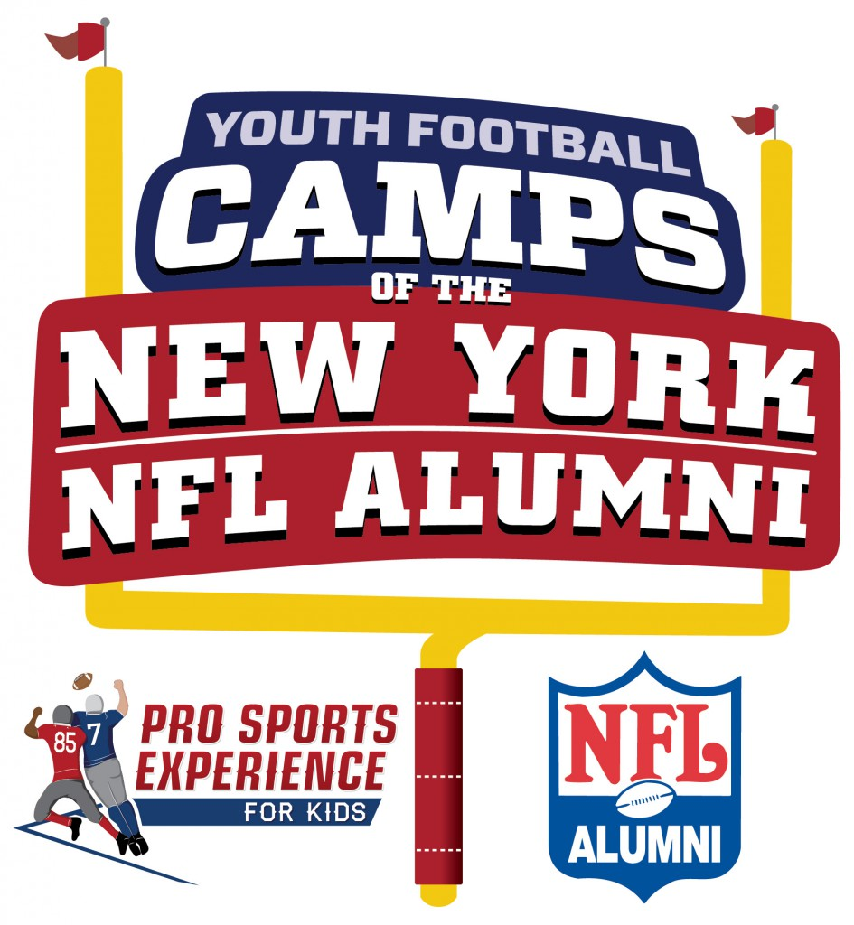 Youth Football Camps New York NFL Alumni Hero