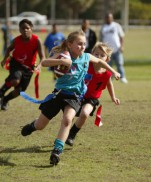Breaking Down Barriers and Breaking Tackles