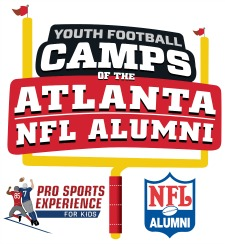Youth Football Camps of Atlanta NFL Alumni Heroes