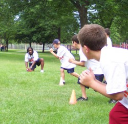 Pro Sports Experience is Official Youth Football Camp partner of the Chicago Bears, Green Bay Packers, NFL Alumni Association and USA Football.
