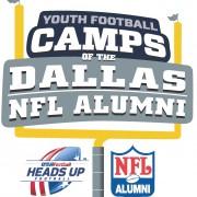 Camps-Summer-Football-NFL-Alumni-Flag-Instruction- Dallas Cowboy