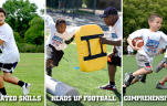 Kansas City NFL Alumni Hero Youth Football Camps