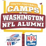 Camps-Summer-Football-NFL-Alumni-Flag-Instruction-Washington Redskins