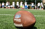 Four football sizes are used at Pro Sports Experience NFL Partner Youth Football Camps..