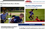 Flag Football is Respected, Rising and Ready for Prime Time