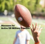 Military Discounts Available at NFL Alumni Youth Camp