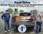 Support Food Drive Serving Chicago's Belmont Cragin Neigborhood